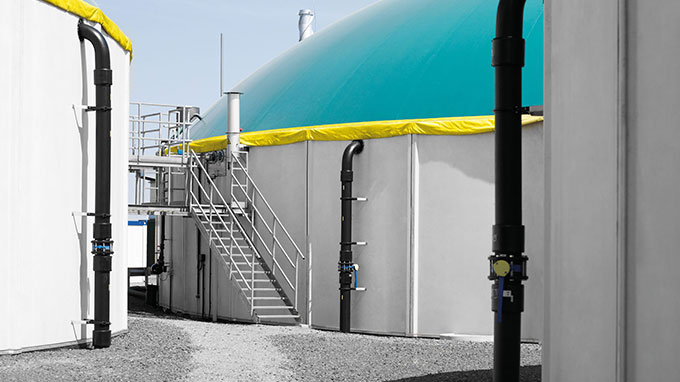 Für jeden Einsatz - Indivduelle Biogasanlagen von ÖKOBIT