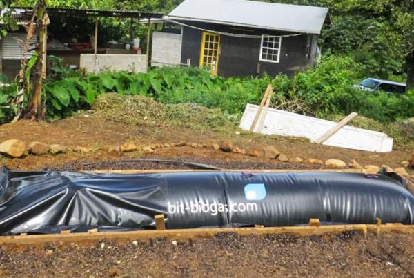 Biogasanlagen im kleinen Maßstab - Biogas als Entwicklungshilfe