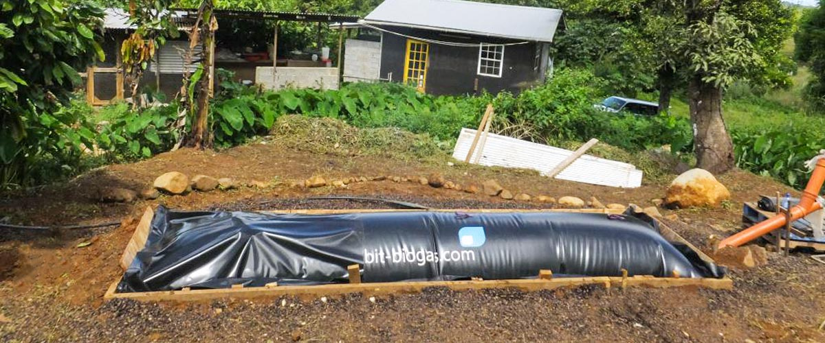 HoMethan® the simplest way to use biogas