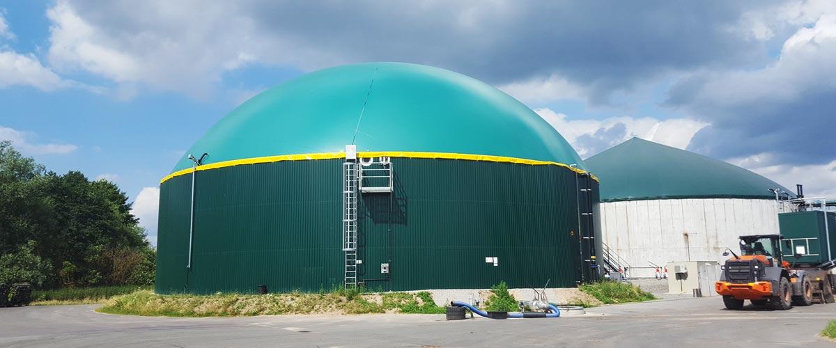 Multitalent: Biogasanlage Genthin Anlagenerweiterung ermöglicht duale Einspeisung