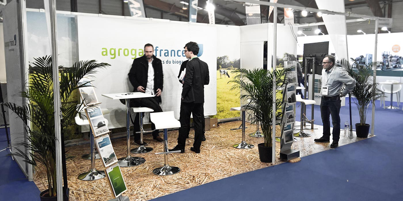 Das war die Biogas Europe 2019 in Rennes